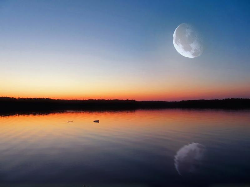 evening-lake-639699
